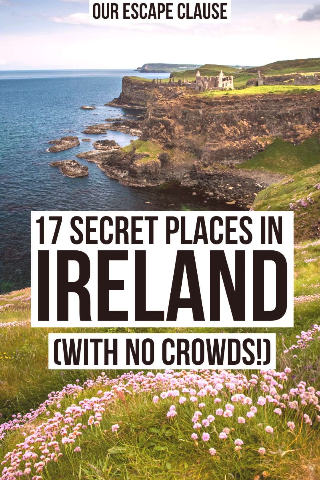 17 Secret Places in Ireland (With No Crowds!)