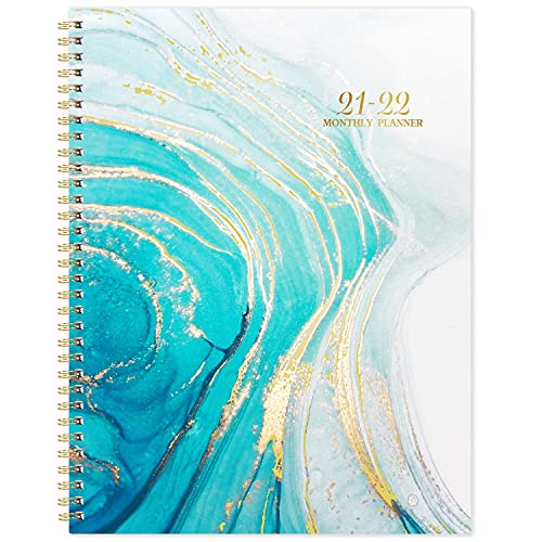2021-2022 Monthly Planner/Calendar - 18 Month Planner with