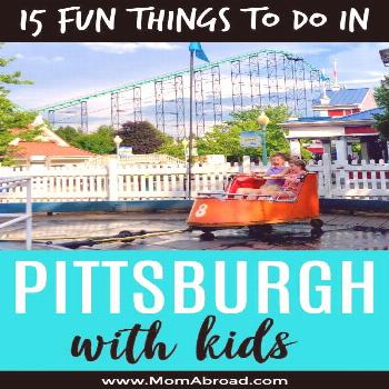 15 Fun Things To Do In Pittsburgh With Kids has a ton to enjoy for families! From outdoor excursion