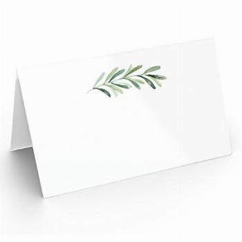 25 Table Place Cards | Elegant Branch Style | Perfect for