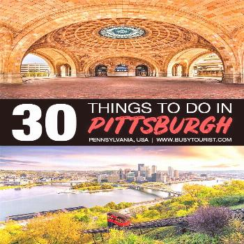 30 Best & Fun Things To Do In Pittsburgh (Pennsylvania) Wondering what to do in Pittsburgh, PA? Thi