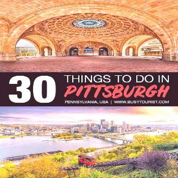 30 Best  Fun Things To Do In Pittsburgh (Pennsylvania) Wondering what to do in Pittsburgh, PA? This