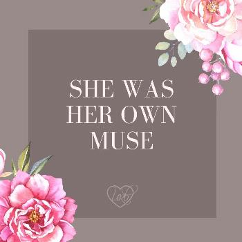 Be your own muse?✨