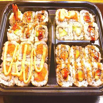 ?Craving some sushi? We have you covered!?