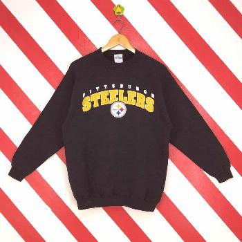 Excited to share this item from my shop: Vintage 90s Pittsburgh Steelers Sweatshirt Crewneck NFL St