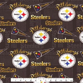 NFL Pittsburgh Steelers Retro Cotton ,