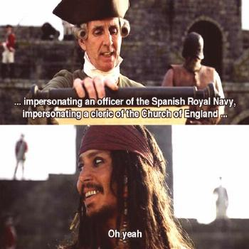 Pirates of the Caribbean: The Curse of the Black Pearl Pirates of the Caribbean: The Curse of the B