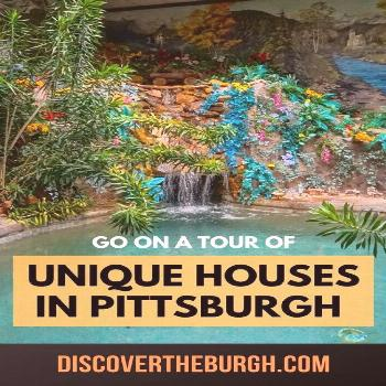 Pittsburgh Houses You Can Visit Pittsburgh is home to a number of unique houses, and several of the