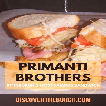 Primanti Brothers Review - A Pittsburgh Institution with Fries On Top Primanti Brothers is Pittsbur
