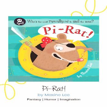 review: Pi-Rat by Maxine Lee.