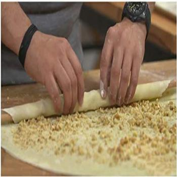 Rolling Pins for Baking Pizza and Dough, Hardwood Sturdy