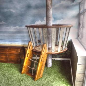 Smugglers Bar and Grill Indoor Pirate Play Area | Flights of Fantasy   - Pirates