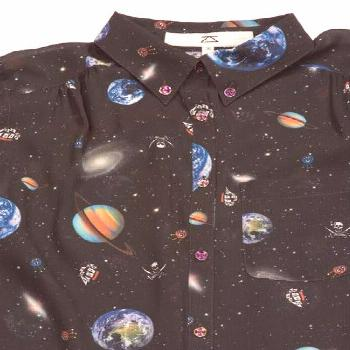 solar system and pirates. (i know everyone's already past the space apparel phas... -  solar system