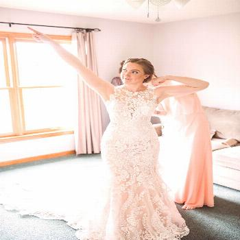 St. Kilian's and DoubleTree Cranberry Wedding | Shelby & Anthony — Pittsburgh Wedding & Portrait