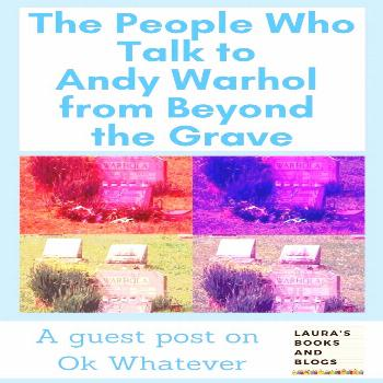 The People Who Talk to Andy Warhol from Beyond the Grave My article on Ok Whatever about a group of
