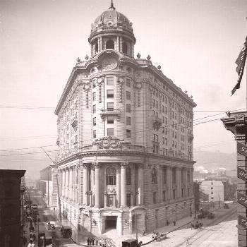The Wabash Terminal in Pittsburgh circa early 1900's -   -