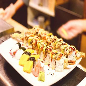 ?Tired of cooking? We have you covered with delicious sushi and pan-asian dishes. Just give us a