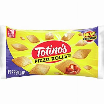 Totino's Pizza Rolls, Pepperoni Flavor, 3 Pack (130 Pizza