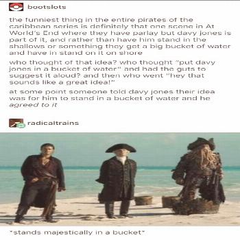 Tumblr Users Hilariously Lawyer-Out The Rules Of Davey Jones' Curse When Tumblr finds a loophole, e