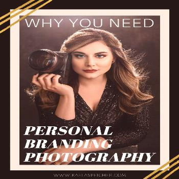 """Why You Need Personal Branding Photography Personal Branding is a """"must have"""" in the digital ag"""