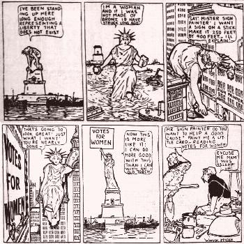 Winsor McCay in the Pittsburgh Post-Gazette, Pennsylvania, March 22, 1912 -