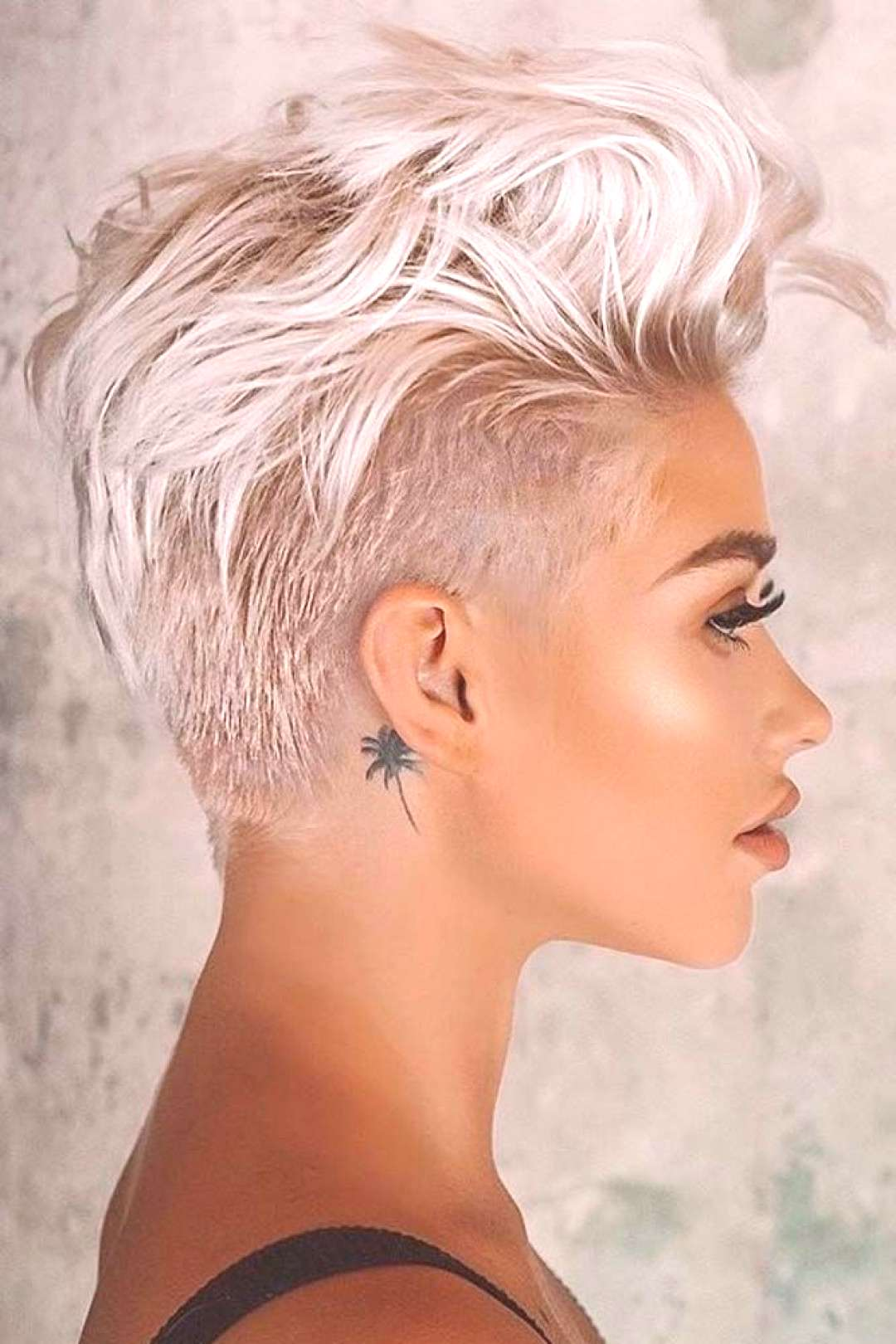 Amazing Long Pixie For Your Stylish And Dramatic Look ★ A long pixie cut is something that every