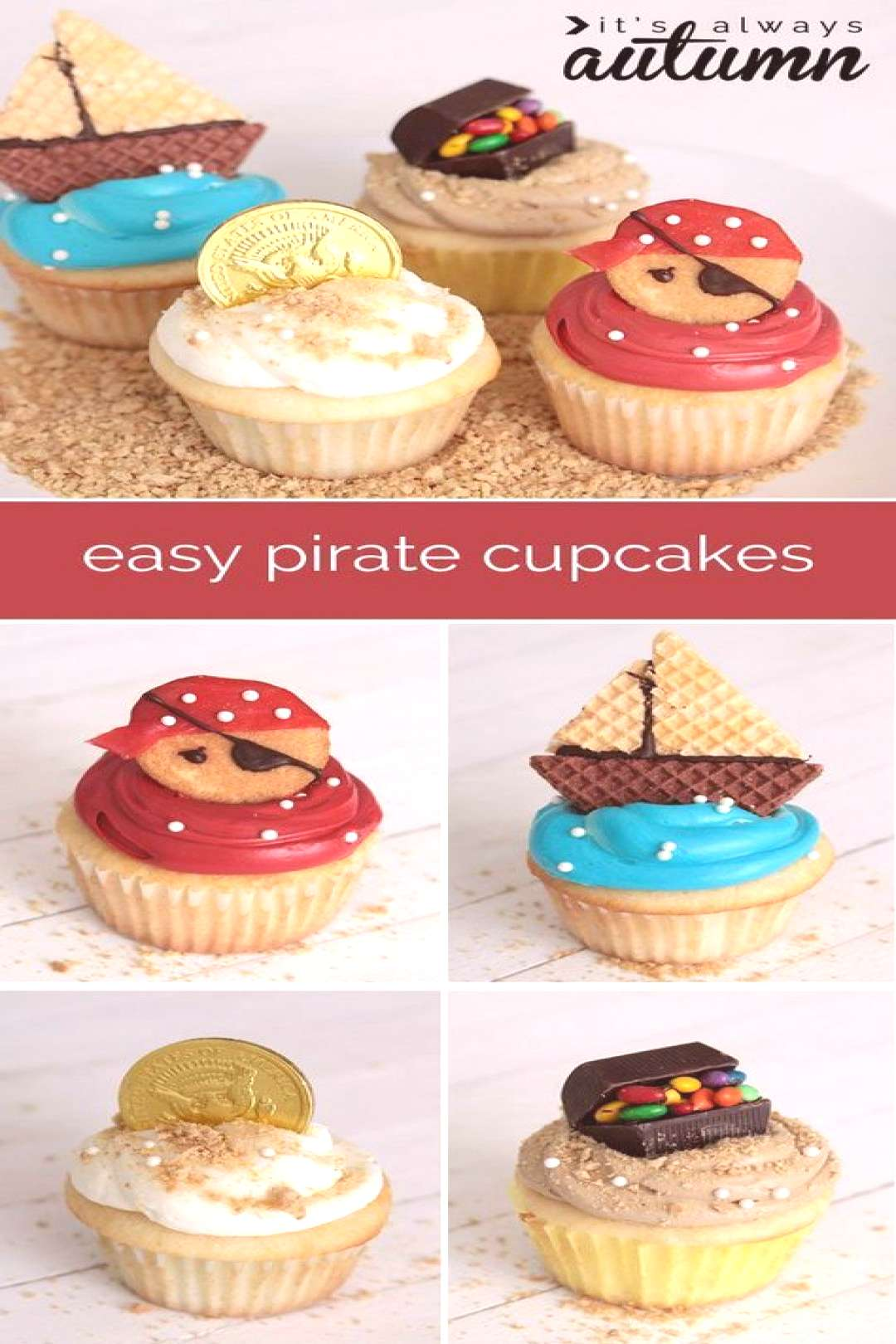 Because pirates are fantastic and fondant is happy - itamp#39s always autumn