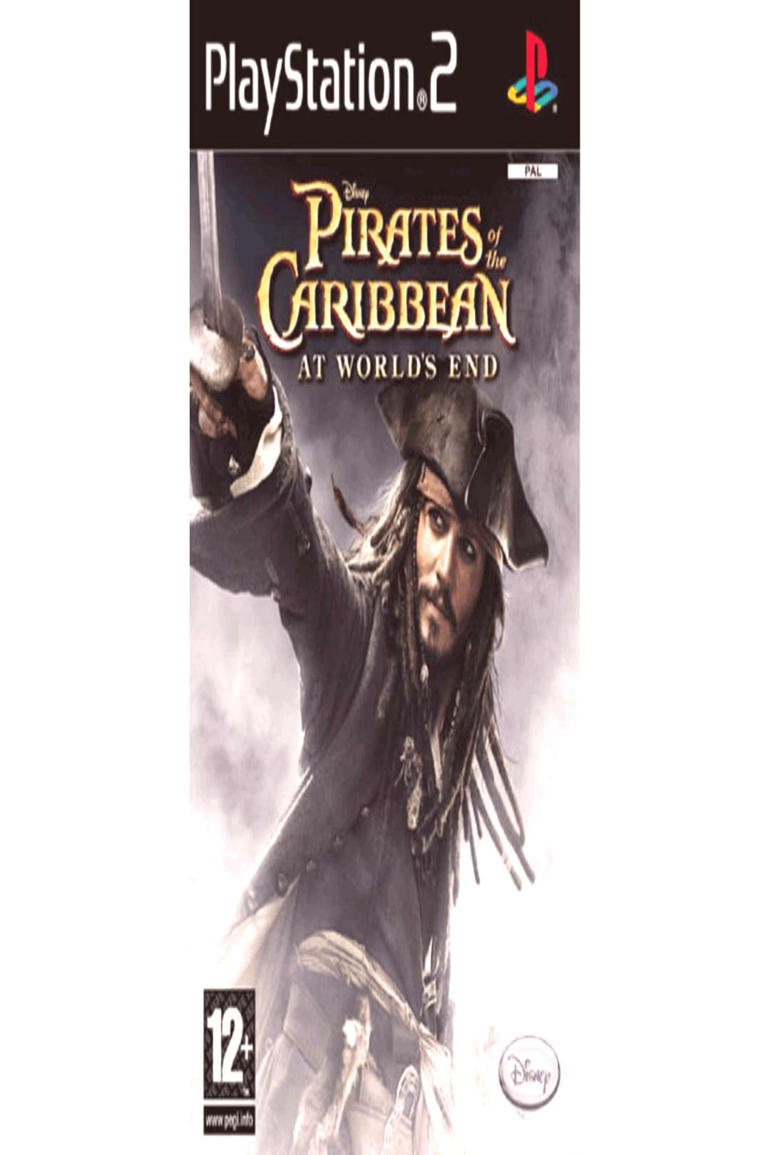 Buy Pirates of the Caribbean At Worlds End on PlayStation 2 GAME ,