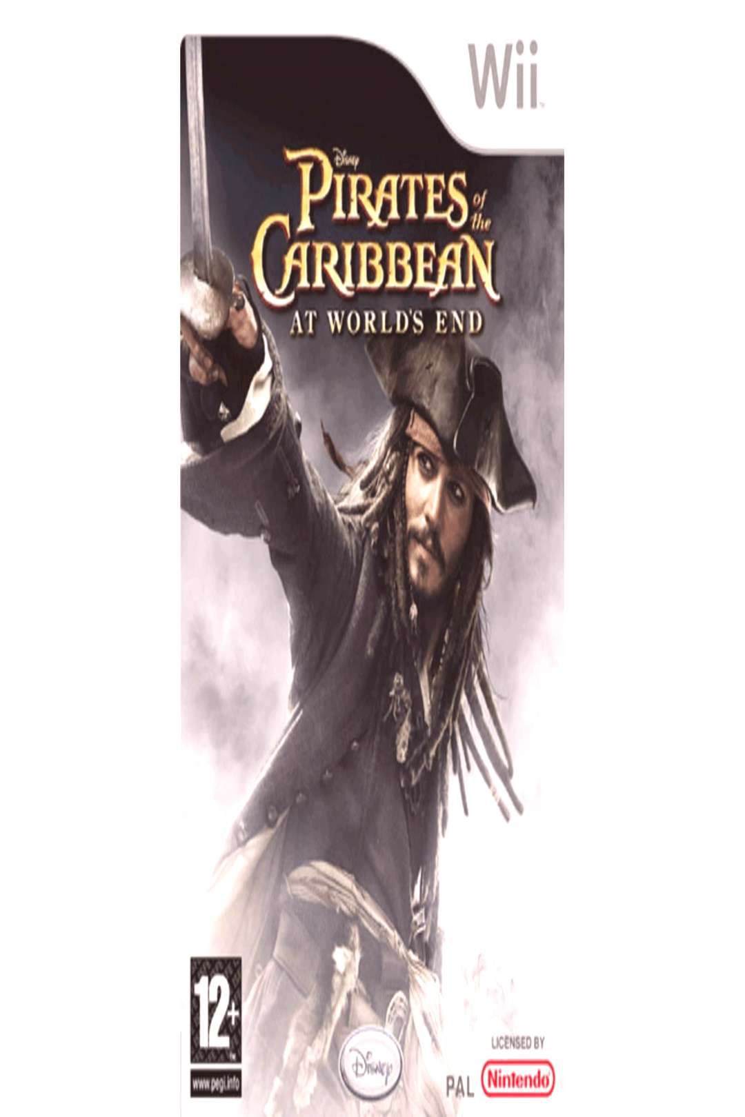 Buy Pirates of the Caribbean At Worlds End on Wii GAME ,
