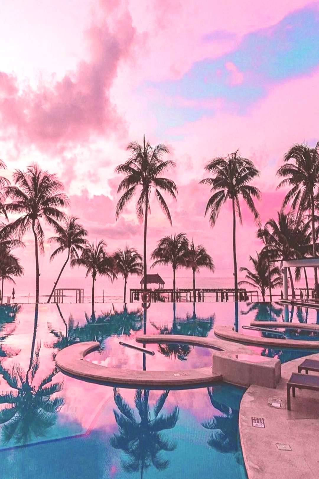 Cotton candy skies ?  @ebest