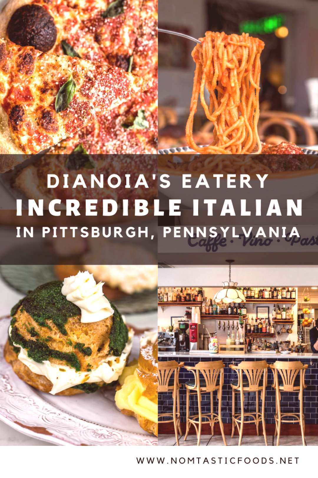 DiAnoias Eatery Delicious Italian Food in Pittsburgh - Nomtastic Foods Looking for delicious Ital