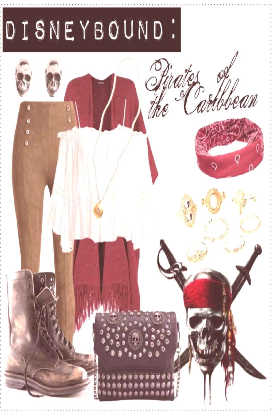 Disneybound Pirates of the Caribbean (Ride)You can find Fandom fashion and more on our website.Dis