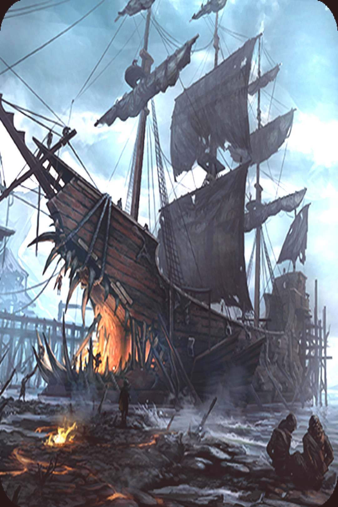 Download Ships of Battle - Age of Pirates - Warship Battle 2.6.25 APK for androidDownload