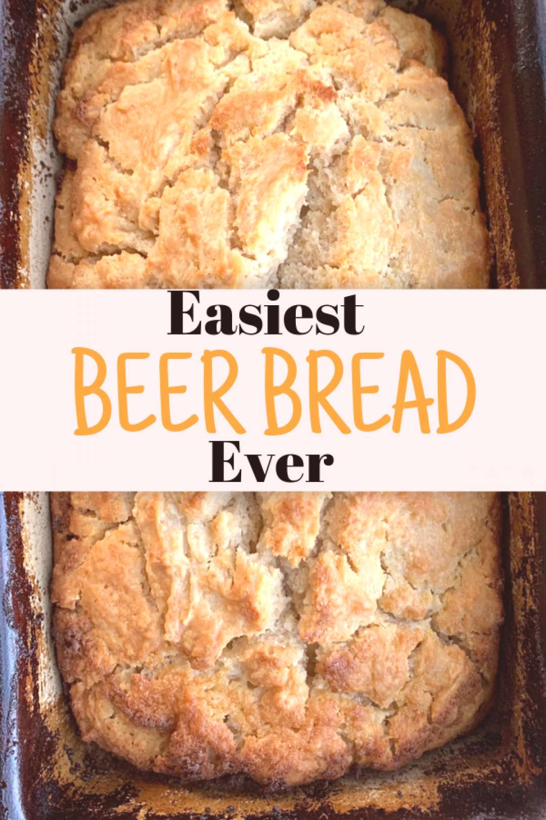 Easiest Beer Bread Ever - A Princess and Her Pirates#beer
