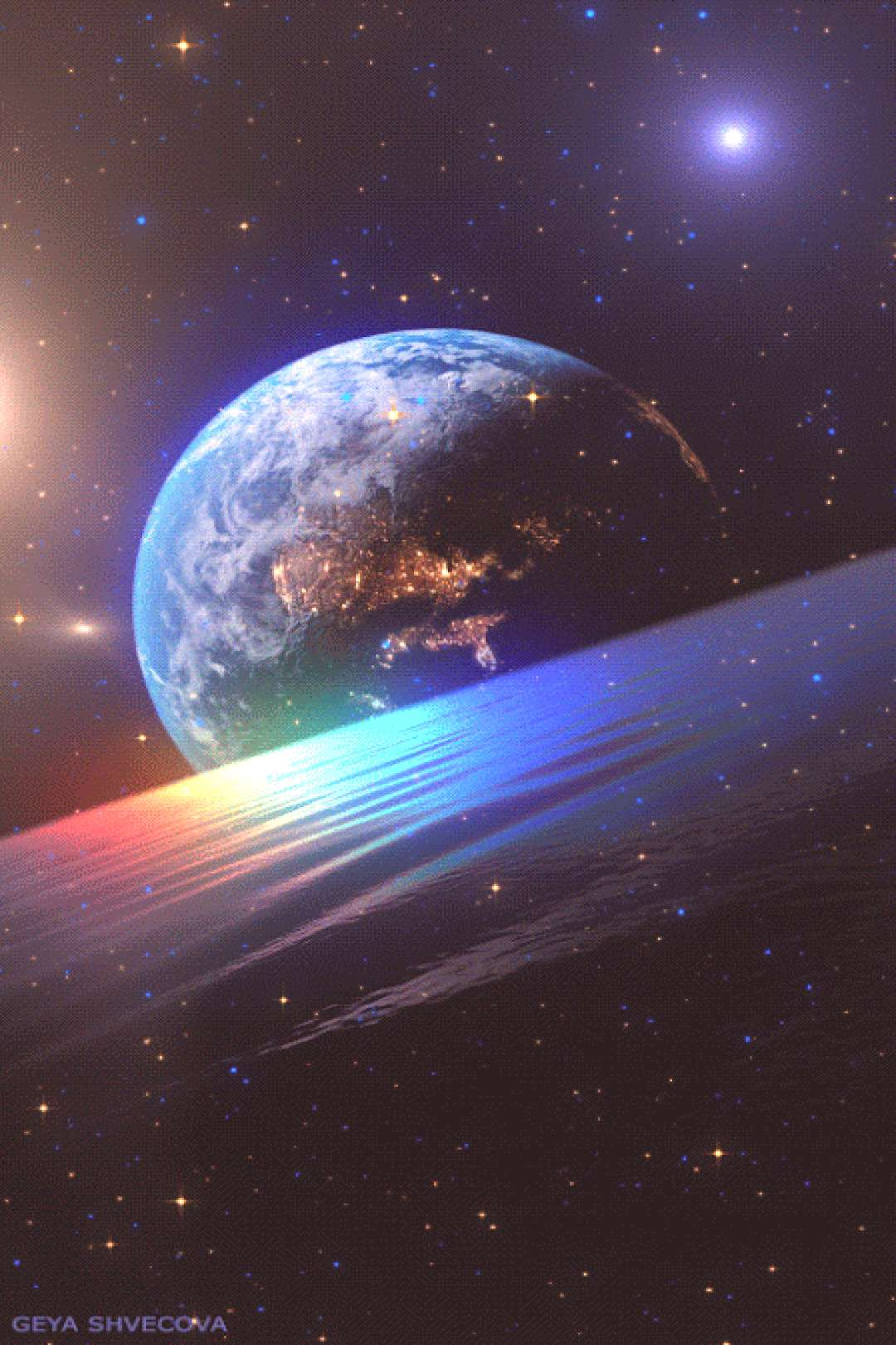 Fall Equinox Update ~ The Light is Exploding on Planet Earth By Mother of All Creation ~~~~~~~~~ G