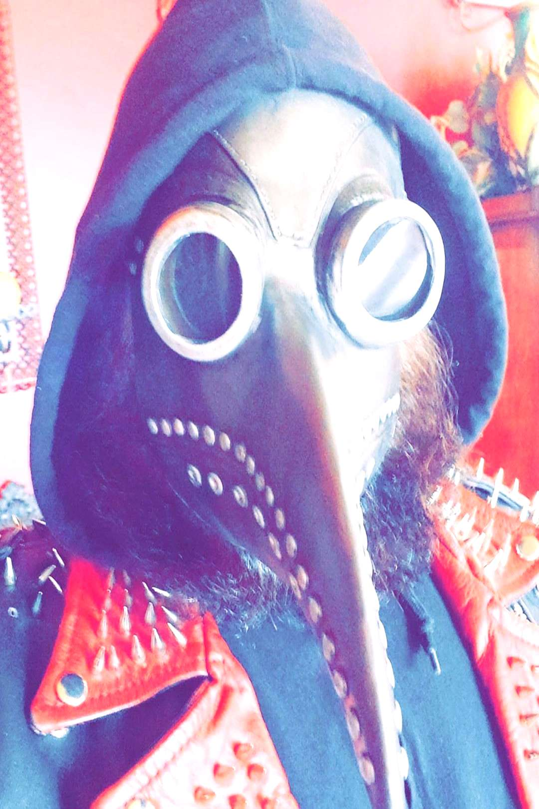 Got my new mask today.
