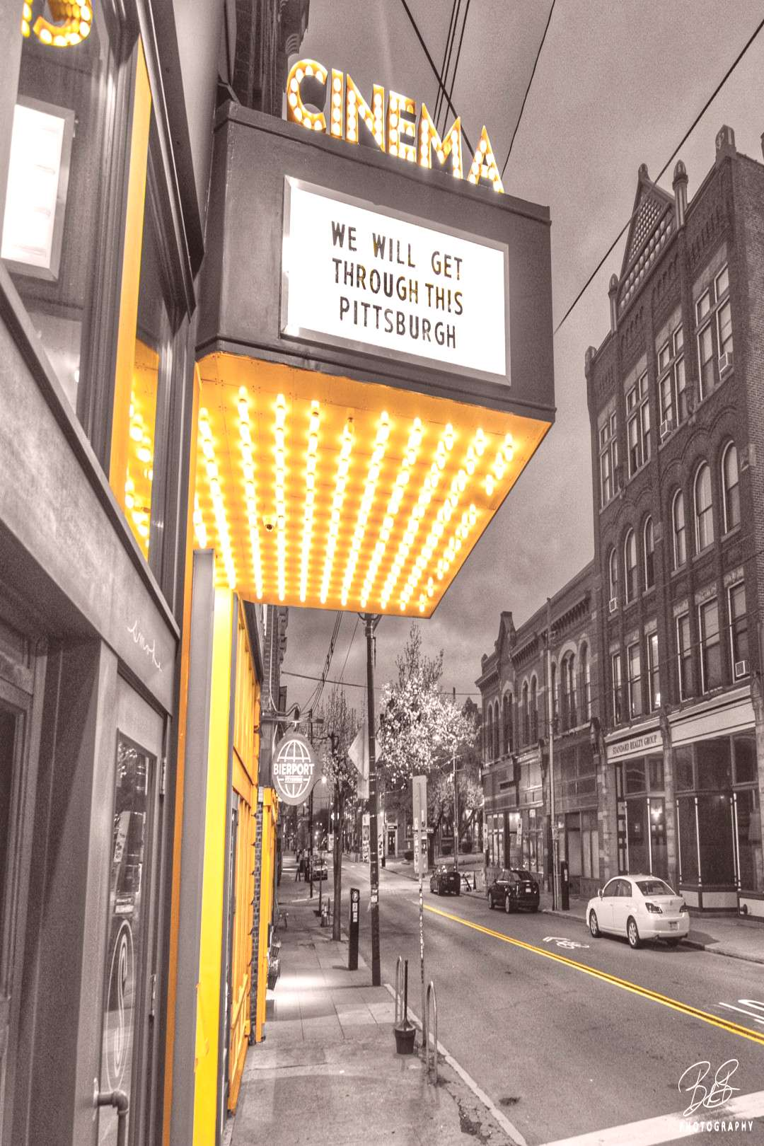 Great shot in Lawrenceville by Brad. Sent with the Pittsburgh Beautiful app. Thx!