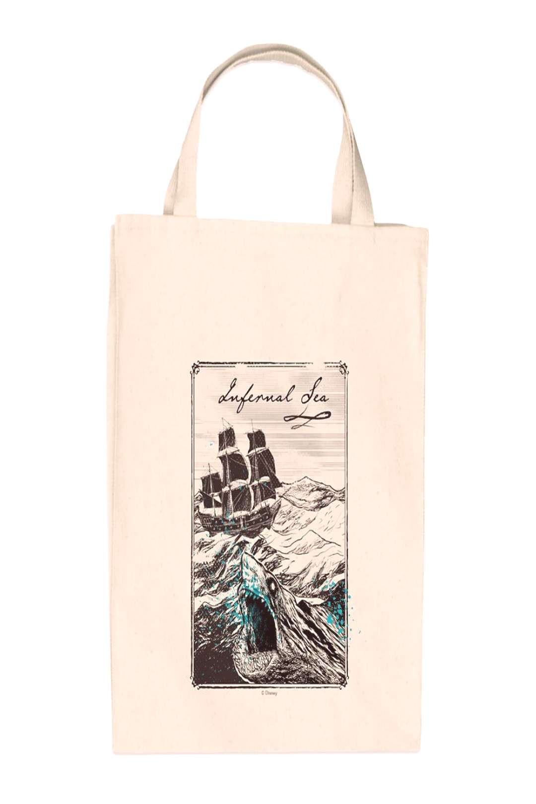 Infernal Sea Tote - Pirates of the Caribbean Dead Men Tell No Tales - Customizable shopDisney