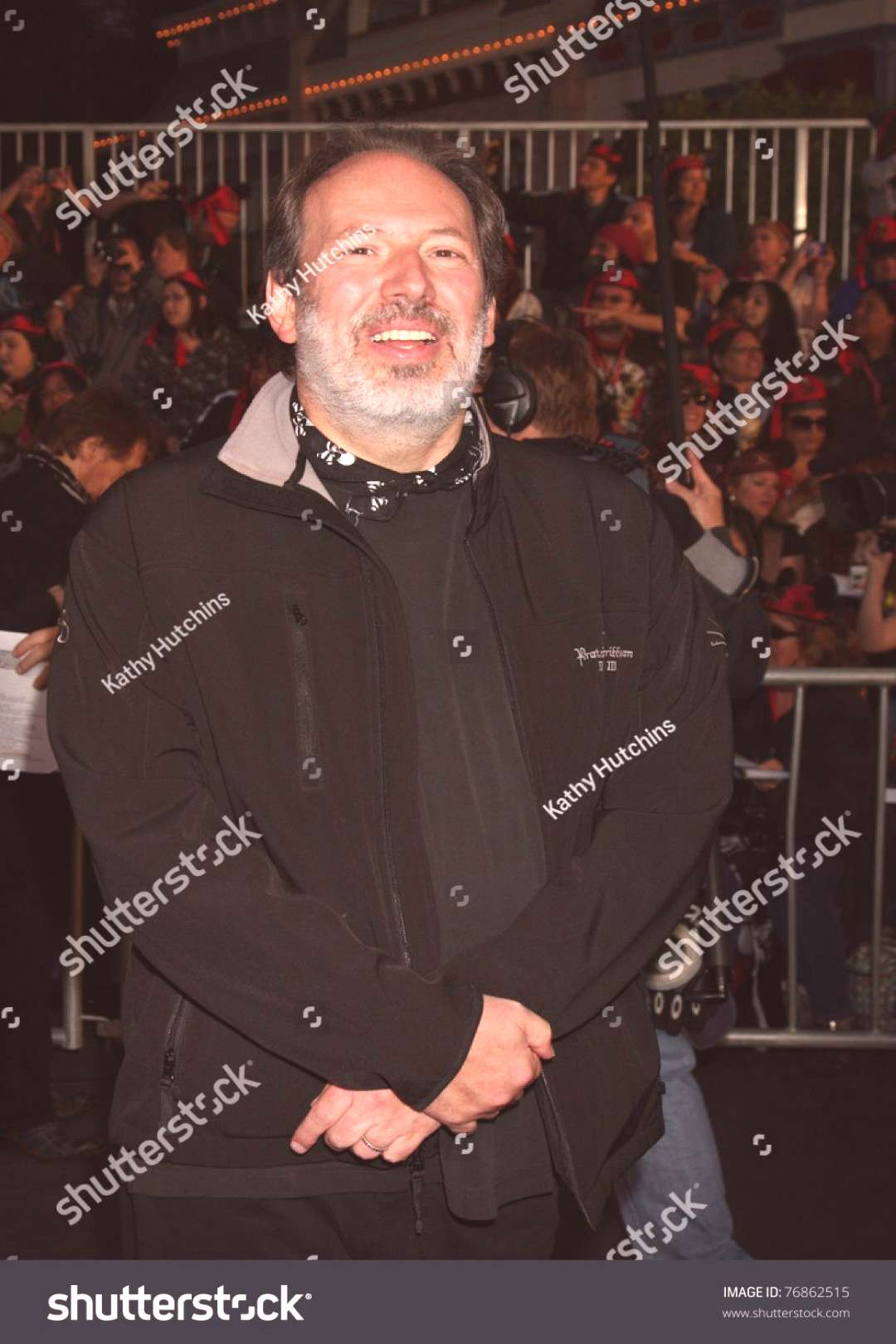 LOS ANGELES - MAY 7 Hans Zimmer arriving at the quotPirates of The Caribbean On Stranger Tidesquot