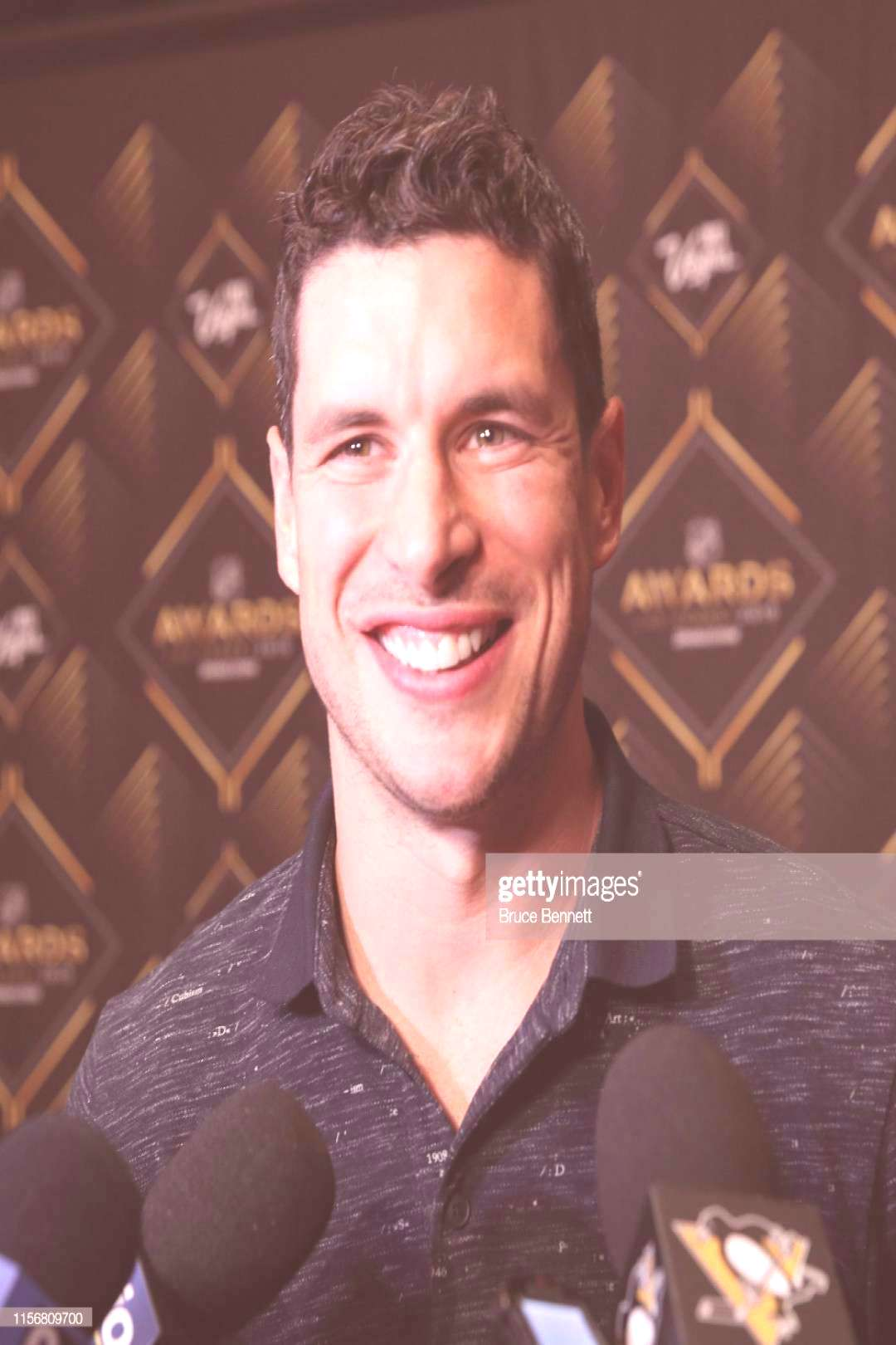 News Photo Sidney Crosby of the Pittsburgh Penguins attends...You can find Sidney crosby and more