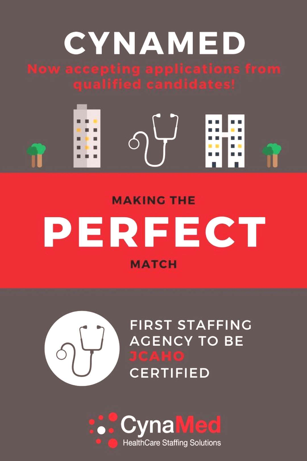 Now Hiring Certified Nurses Assistants | CynaMed Cynamed offers exciting career opportunities for