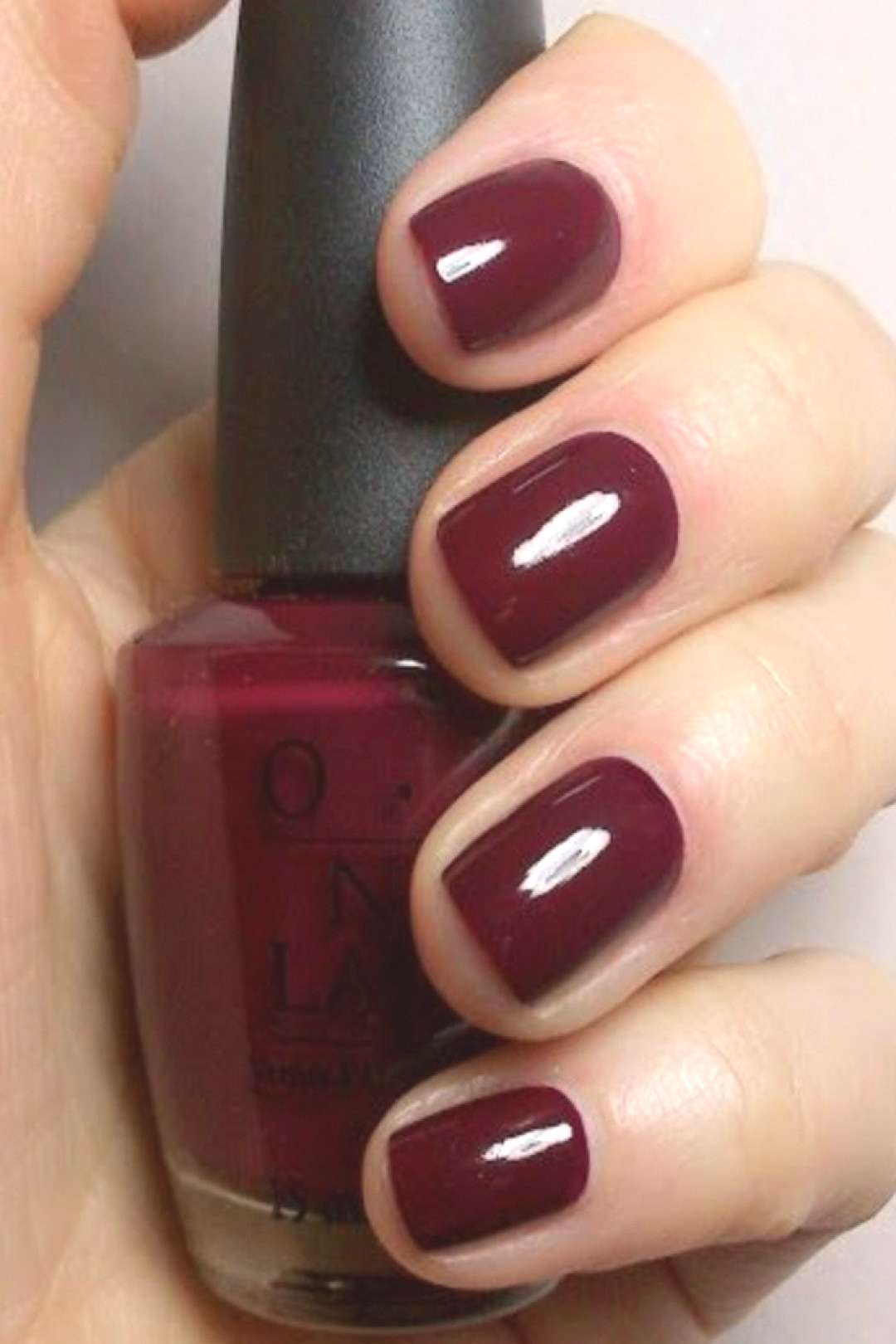 OPI Nail Polish | Five Cute Winter Nail Colors featured by top Pittsburgh fashio...#colors