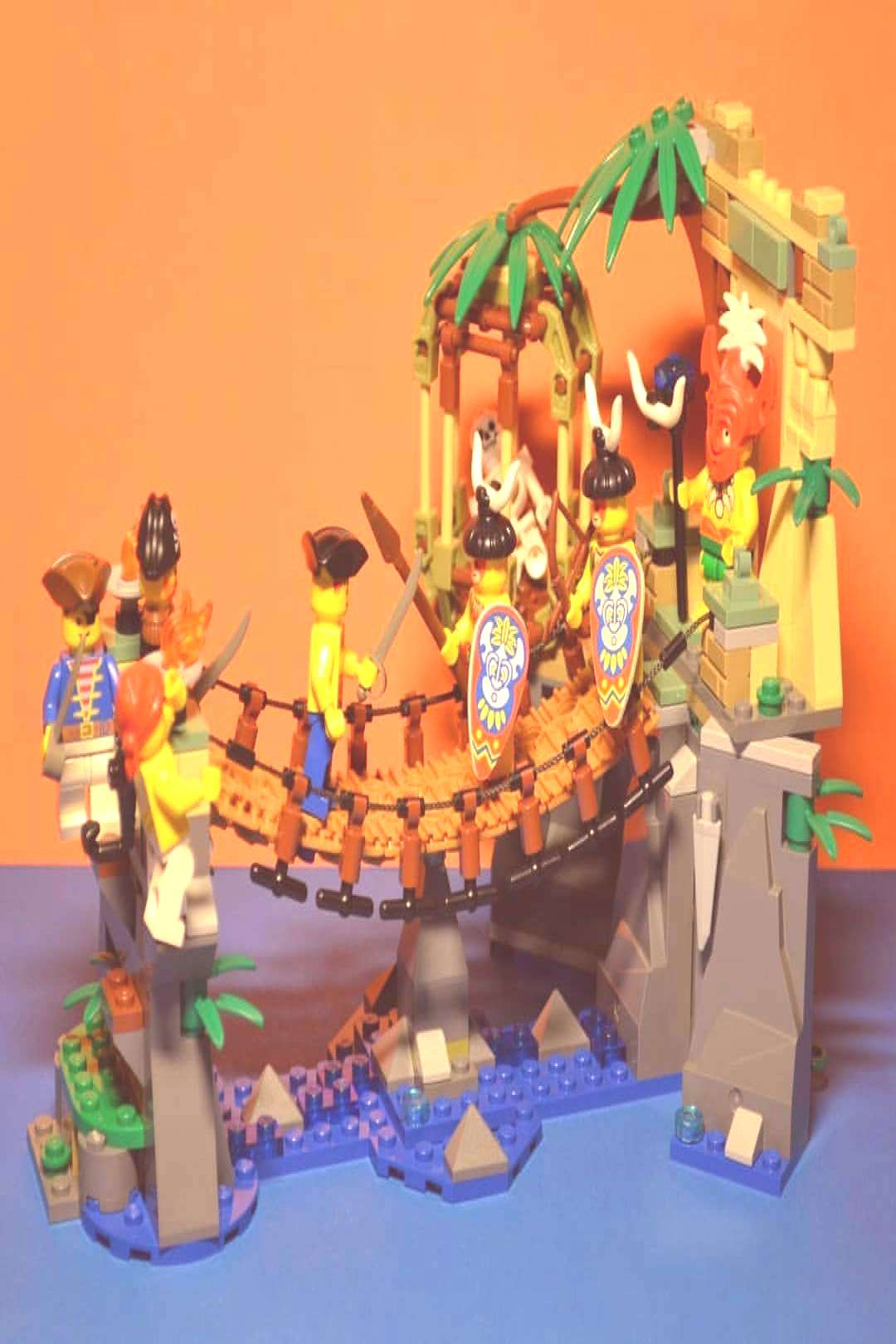 Photo by LEGO collector and builder on March 14, 2020.You can find Pirates and more on our website.
