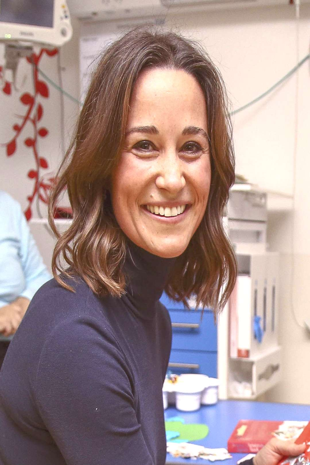 Pippa Middleton Just Got The Same Trendy Haircut As Kate+#refinery29