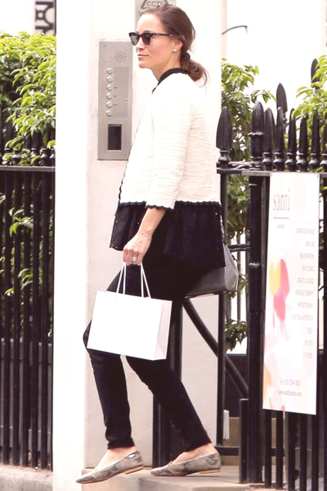 Pippa Middleton Street Style - May 15, 2017