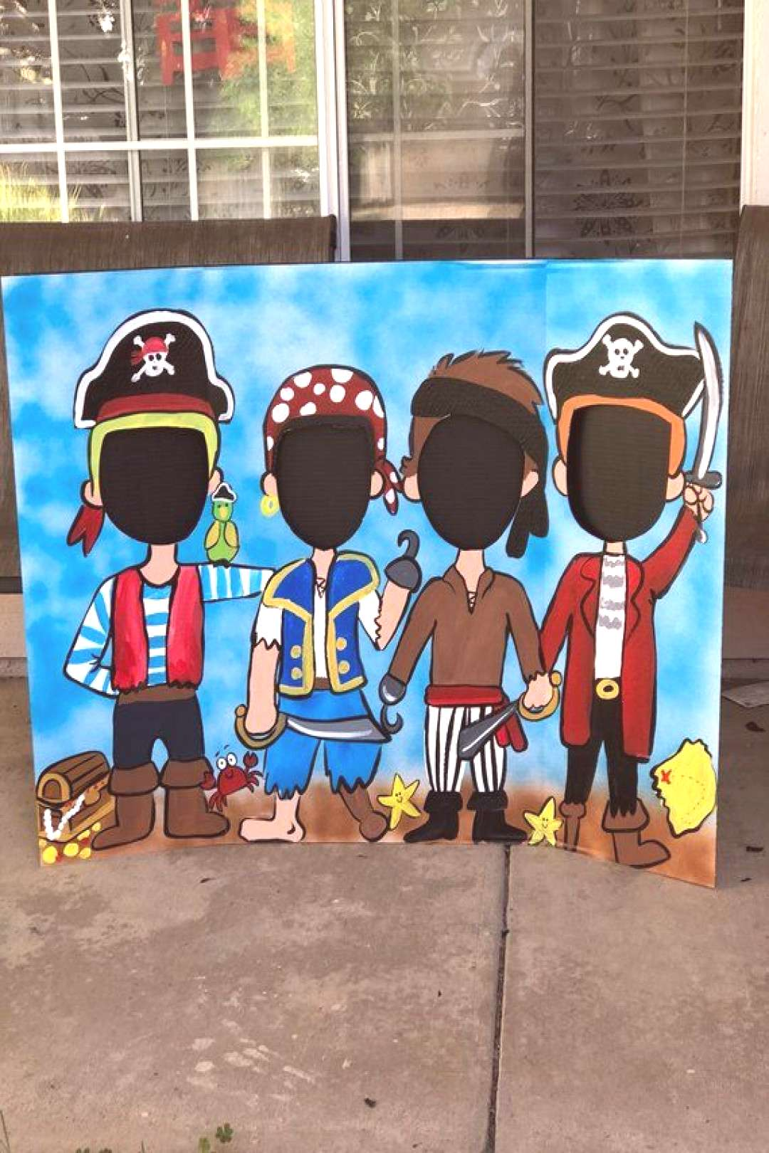 Pirate danniversaire Pirate Pirate Party Photo Op   Etsy