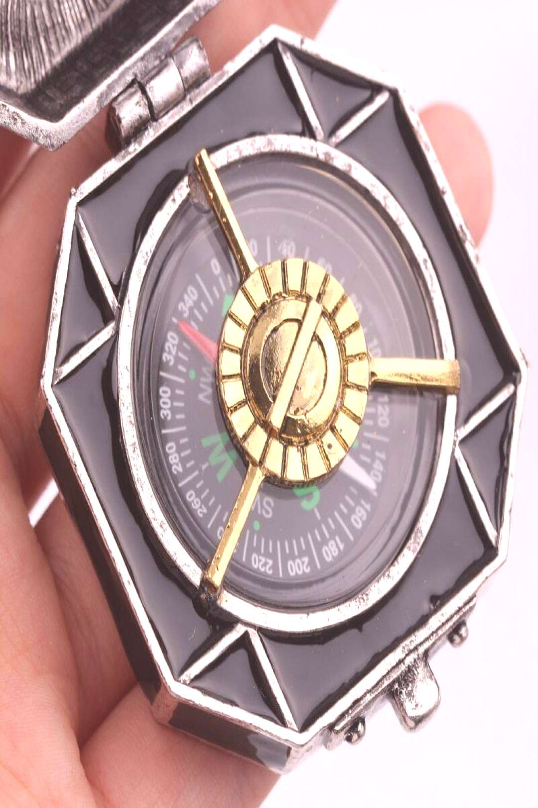 Pirates of the Caribbean Compass Jack Sparrow functioning Cosplay Pirates Caribbean x ,