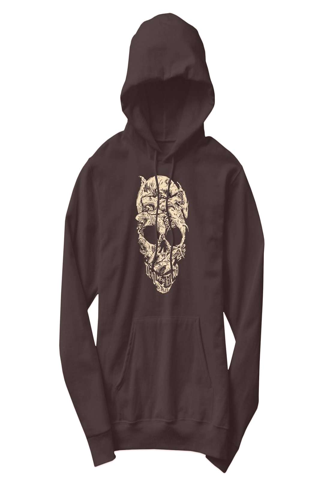 Pirates of the Caribbean Dead Men Tell No Tales Skull Hoodie for Men - Customizable shopDisney