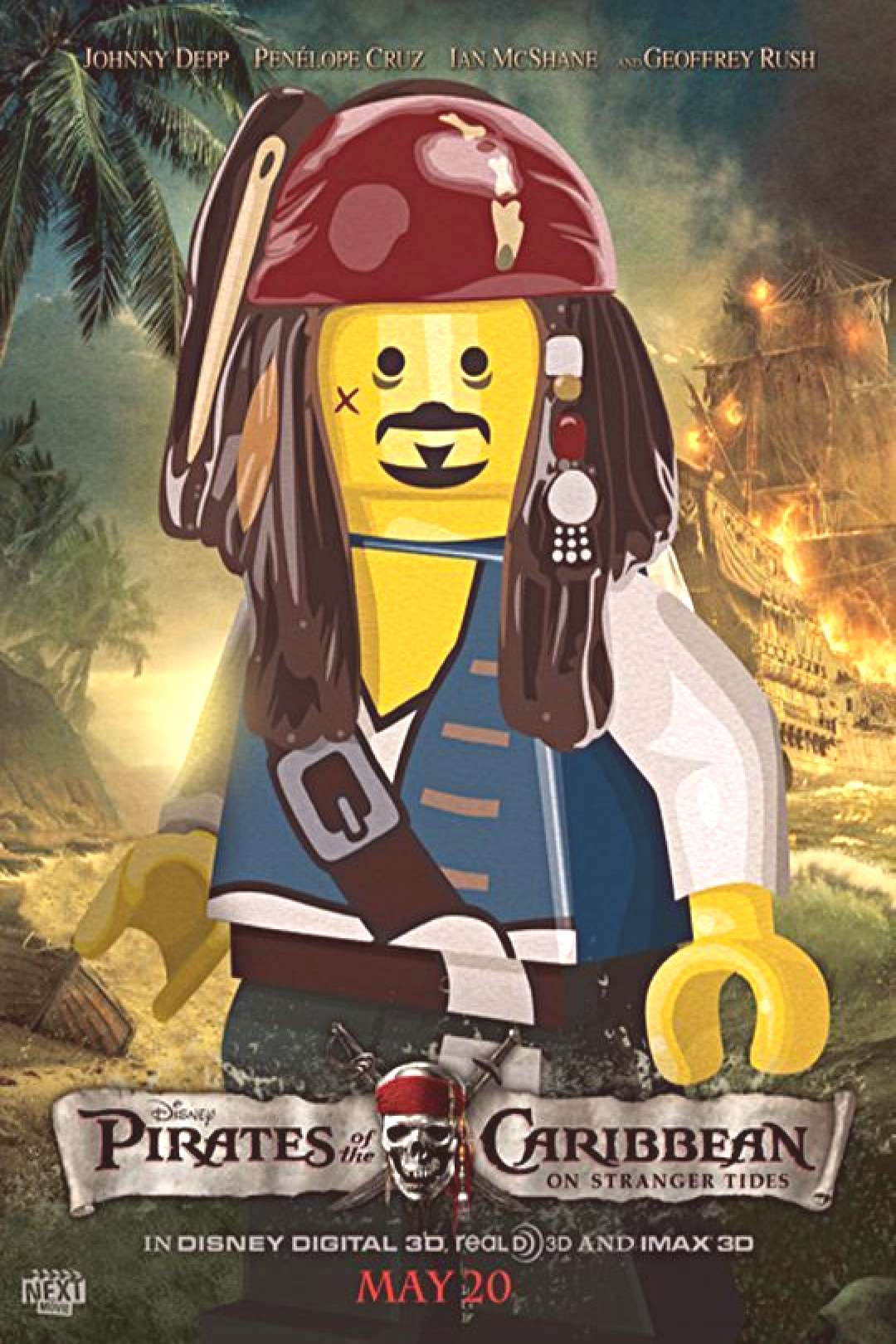 Pirates of the Caribbean Lego poster - LOVE THIS GAME!  - °o° Disney °o° - ... Pirates of the