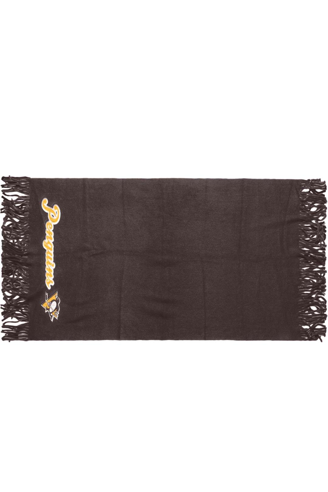 Pittsburgh Penguins 81quot x 27quot Oversized Fringed Scarf
